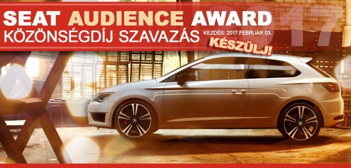SEAT közönségdíj szavazat – SEAT szépségverseny