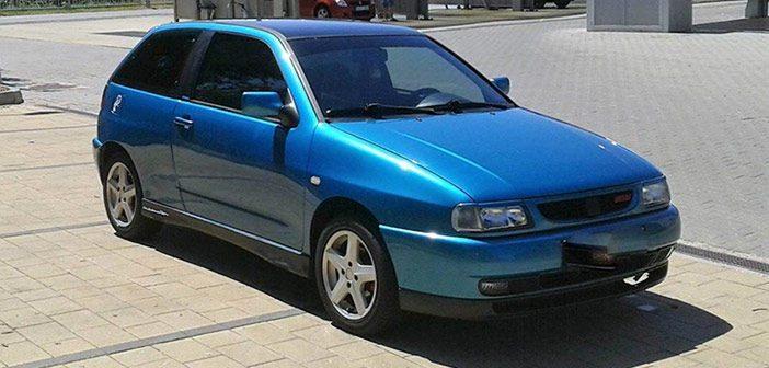 Autóm története – SEAT Ibiza 6K