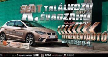 10. SEAT Évadzáró találkozó 2017