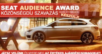 SEAT Audience Award 2017