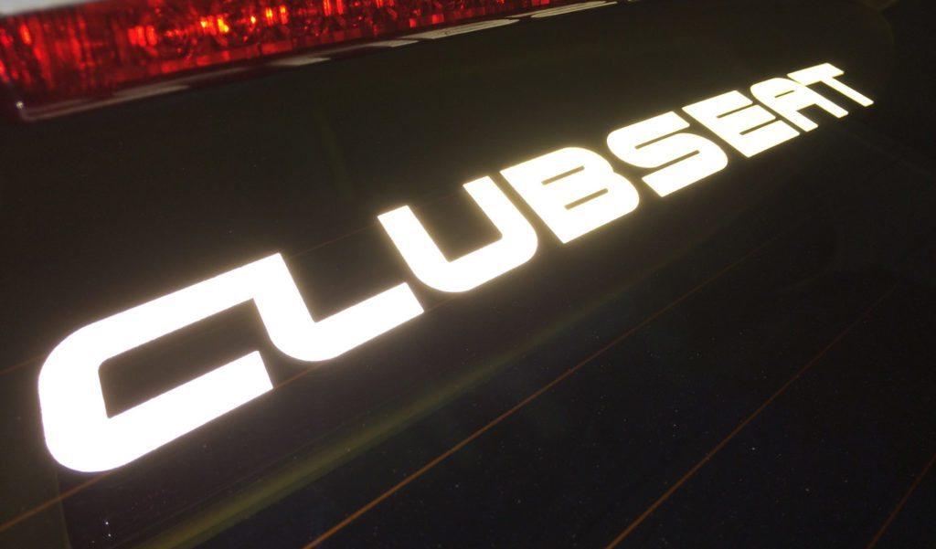 ClubSEAT matrica