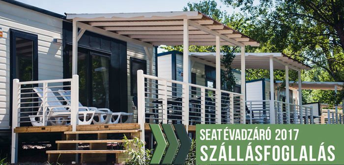 SEAT Évadzáró Találkozó 2017