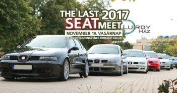 SEAT Lurdy Ház találkozó 2017
