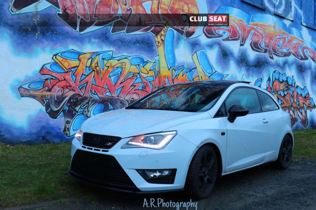 ClubSEAT - Anja Rink - SEAT Ibiza Cupra