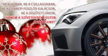 ClubSEAT - Karácsony - Xmas