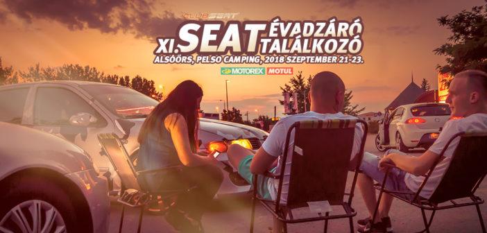 SEAT Évadzáró Találkozó 2018