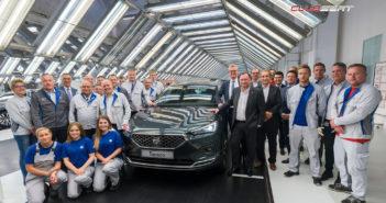 SEAT Tarraco gyártás indul