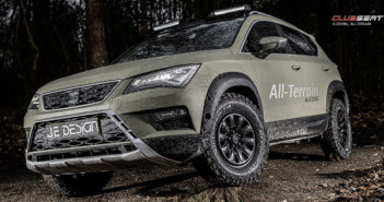 ClubSEAT - JE DESIGN, All Terrain design