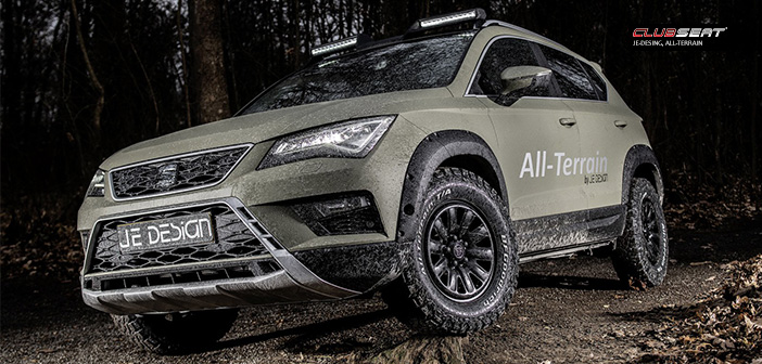 SEAT Ateca All-Terrain