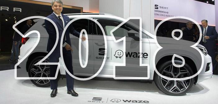 SEAT 2018-as éve