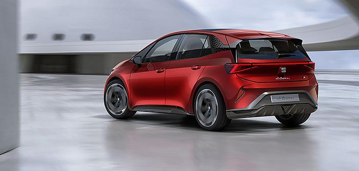 SEAT el-Born – elektromos autó