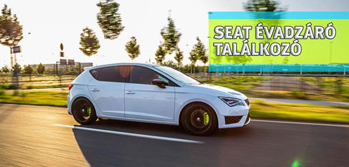 SEAT Évadzáró 2019