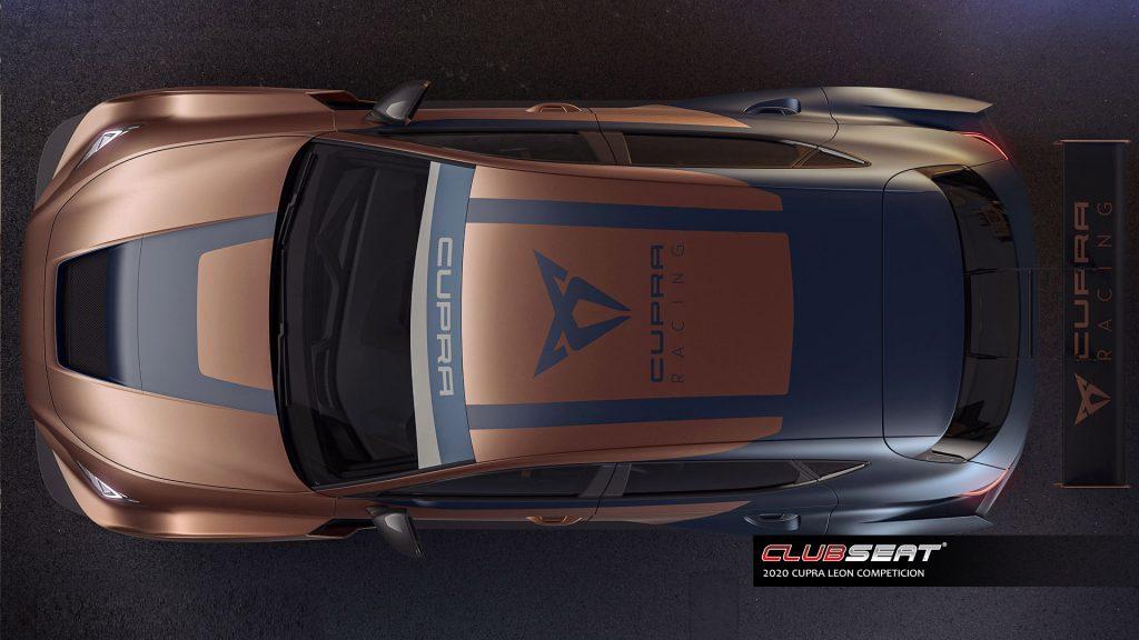 Cupra Leon Racer 2020