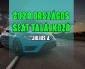 2020 – Országos SEAT találkozó